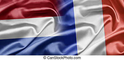 Netherlands and France