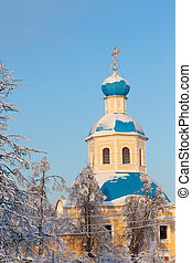 Russian Ortodox Church.