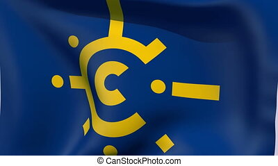 Flag of Central European Free Trade - Flags of the world...