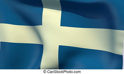 Flag of Greece 1822-1978 - Flags of the world collection -...
