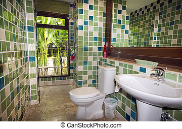 Holiday Villa - Bathroom-2