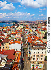 Istanbul Turkey view