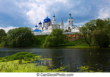 Holy Bogolyubovo Monastery was founded in 1155 by St....