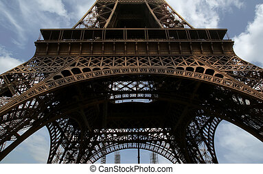 Eiffel Tower in Paris, France