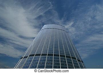 Tour Maine-Montparnasse (Maine-Montparnasse Tower), Paris,...