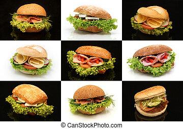 sandwich compilation