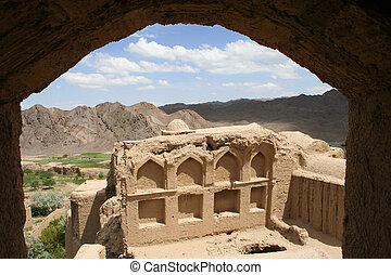 Charanak ancient village in Iran