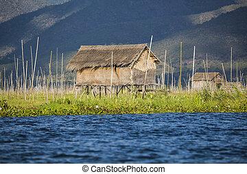 Myanmar, Inle Lake