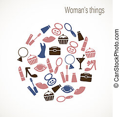 Womans things