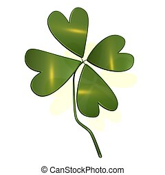 clover - A Four-Leaf Clover to love the environment