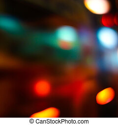 Artistic style - Defocused abstract texture background for...
