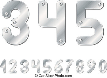 Metallic numbers