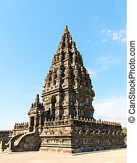 Vahana temple in Prambanan, Java, Indonesia - Vahana temple...
