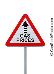 Increasing Gas Prices
