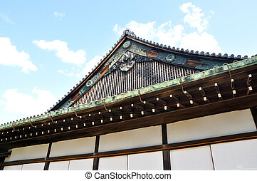 Nijo Castle was built in 1603 as the Kyoto residence of...