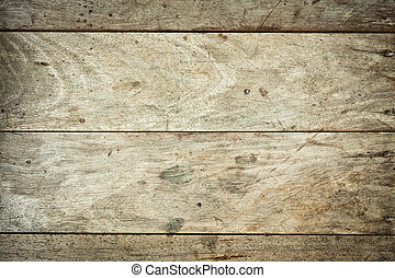 Grunge of planks  wood material background