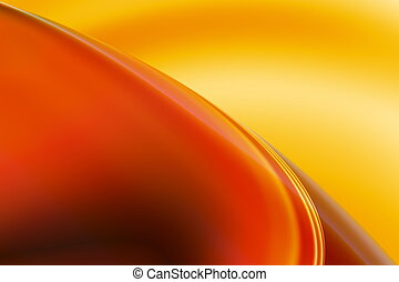 Abstract warm background - General purpose abstract warm...
