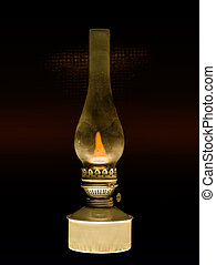 Old Lamp Oil - An old lamp oil to illuminate your darkest...