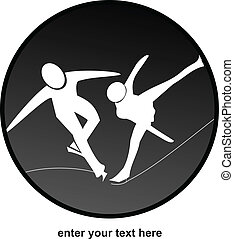 Figure Skating - Logo