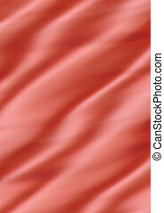 abstract red royal fabric