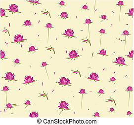 vector wild flowers