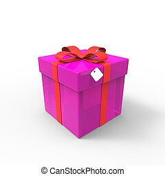 Special giftbox - This is a special gift box.