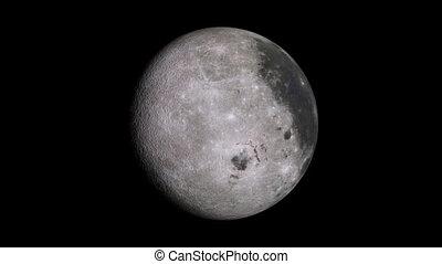 Moon seamless