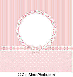 Baby pink background - Baby pink vector background