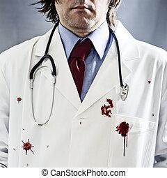 assassino, doutor