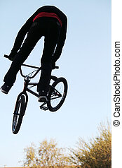 bicycle cycling extreme sports