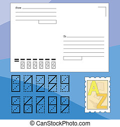 postage set
