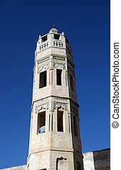 Tunisia-Sousse mosque