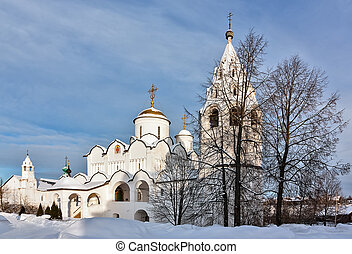 Convent of the Intercession,Suzdal, Russia - Cathedral of...