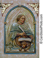 St.Mark the Evangelist