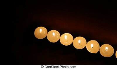 Tea lights