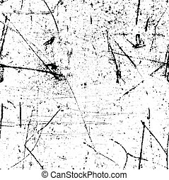 Scratched grunge texture - Highly detailed grunge style...