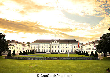 Castle Bellevue in Berlin - The Castle Bellevue, Residence...