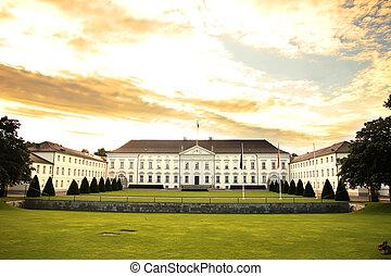 Castle Bellevue in Berlin - The Castle Bellevue, Residence...