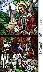 Jesus Loves the Children