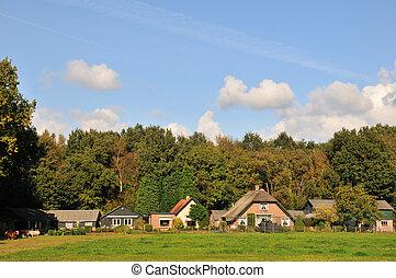 Farm in Holland
