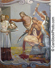 Beheading of Saint John the Baptist