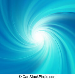 Blue rotation water. EPS 8 vector file included