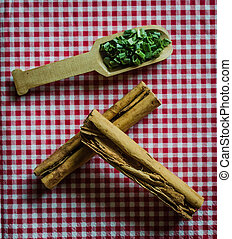 Cinnamon and Chives