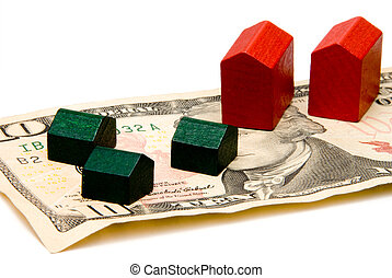Real Estate - Houses and hotels built on a cash foundation.