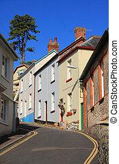 Devon Village Street
