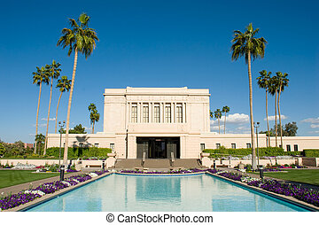 Mesa Arizona Temple - Temple of the Church of Jesus Christ...