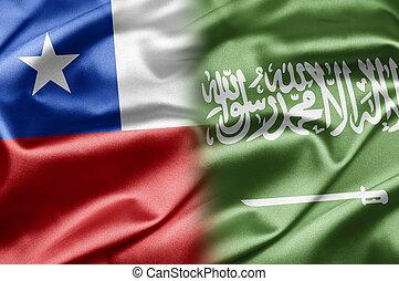 Chile and Saudi Arabia