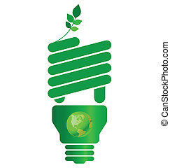Eco light bulb