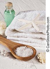 spa materials