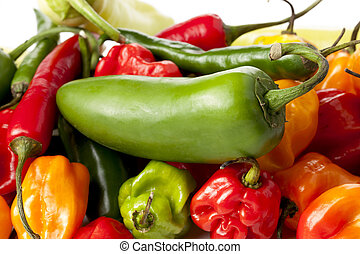 spicy mexican vegetables